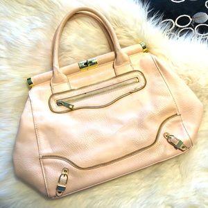 Olivia + Joy pastel pink purse